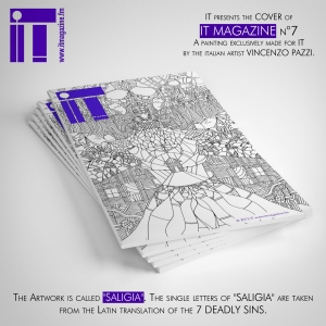 Cover n.7 IT Magazine