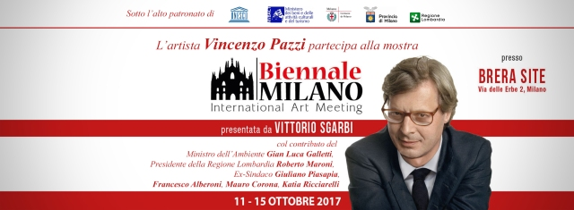 Biennale Milano - Brera Site (Milano) 11-15 ott 2017